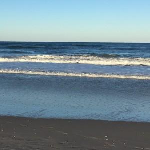 Atlantic ocean wave